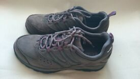 Columbia women's waterproof shoes (size 7)