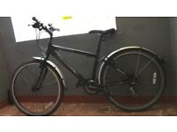 Semi-new bike