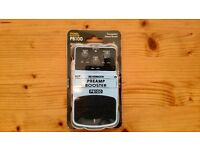 Behringer Preamp Booster PB100 Pedal New