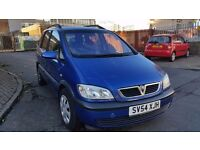 Vauxhall zafira 2.0 dti disel 7 siters very good condition very economycall car very clin car