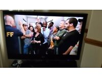 Lg television 42