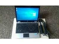 Hp 2540p laptop i7 4GB Ram 120 GB HD Mint Condition