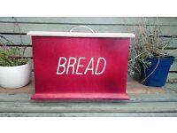 Upcycled Americano 60s Style Bread Bin