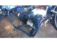 honda 110/240 volts hardly used starts first time
