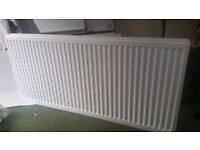 Radiator for sale 1.3m x 0.6m double