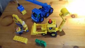 Bob the Builder Lego Duplo set