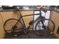|**REDUCED** Boardman Hybrid Pro.