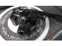 35 mm camera extending lense
