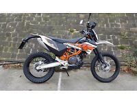 KTM 690 ENDURO R with Akrapovic exhaust