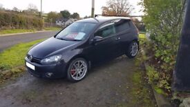 2009 Golf black 3 door full mot 170 bhp ( audi ford vauxhall seat)