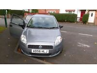56 Plate Fiat Punto Grande for sale / spare and parts