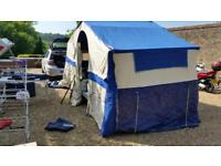 Up to 8 birth Trailer Tent