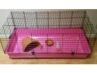 guinea pig cage 100cm lenght