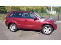 Diesel 2006 Suzuki Grand Vitara DDIS 1.9 4x4 1 Year MOT Full Service History Immaculate Condition