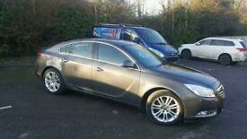 2012 vauxhall insignia 1.8i with plus pack