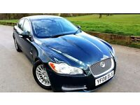 JAGUAR XF LUXURY PREMIUM EDITION AUTO 2008 LOW MILEAGE 1 KEEPER LONG MOT FULL SERVICE HPI CLEAR