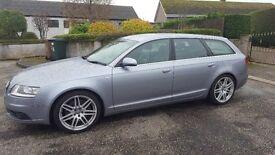 Audi A6 2.7tdi Avant. Le mans cvt limited edition (2008)