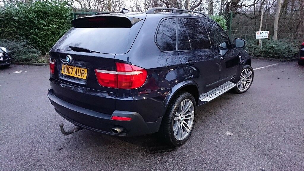 Bmw X5 E70 3 0d Auto 20 Alloys In Newark Nottinghamshire Gumtree