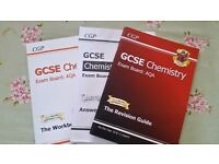 CGP AQA GCSE Chemistry revision guide