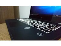 Lenovo yoga pro 2 - Core i7 4500U - 8 GB RAM - 256 GB SSD QHD+ Touch screen