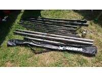 Middy m3 fishing pole 13 meter version