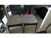 5x Adde IKEA Chairs