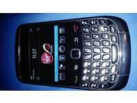 Blackberry curbe