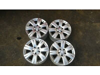 Genuine Mercedes wheels w204 w212 Mercedes alloys part number A2044012602