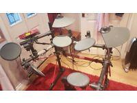 Yamaha DTXPRESS II Professional Electronic Drum Kit