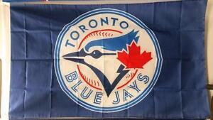 Blue Jays Flag - 5' X 3' Large