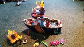 Imanginex boat