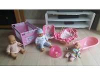 Toy Baby Bundle