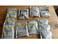 Exante replacement meal sachets