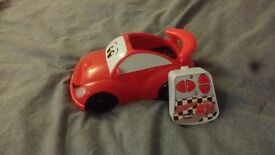 Chicco remote controlled car