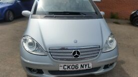 BARGAIN MERCEDES A CLASS FOR SALE £1650.00
