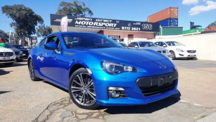 2013 Subaru BRZ 2.0L Auto Coupe LIMITED EDITION #996 Revesby Bankstown Area Preview