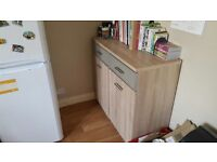 Two drawer, two door sideboard (1 year old)