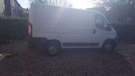 Very clean unabused citroen relay swb fsh 126k