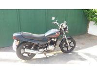 Honda Nighthawk (MC26) 250cc £600