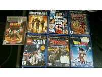 Ps2 games. £1 each