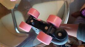 Girls rollerskates brand new