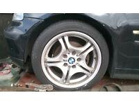 M SPORTS ALLOYS BMW SETS PARTS