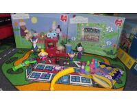 Ben and Holly's little kingdom - a collection of various toys