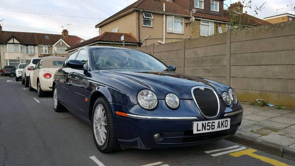 Jaguar S-TYPE 2.7d SE 2006