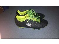 Football boots size 1 £5