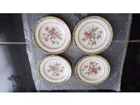 Vintage Floral Tuscan, Colclough & Royal Albert Tea Sets for sale