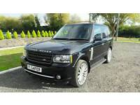 RANGE ROVER TD6 3.0 VOGUE DIESEL AUTO 7 SEATS /WITH 2012 FACE LIFT CONVERSION