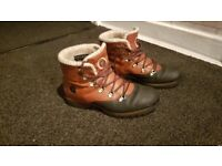 Rockport mens boots size 10