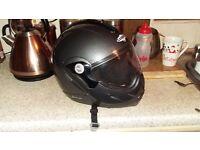 Caberg full front up helmet