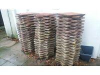 150 patio slabs